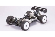 Mugen Seiki MBX8 1/8 Off-Road Competition Nitro Buggy Kit | Kitsets | 1/8 Nitro kits | 1/8 Nitro Buggy