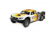 1/5 5IVE-T 2.0 4wd SCT Gas BND: Grey/Orange/White by LOSI