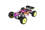 8IGHT-T 4.0 4WD 1/8 Truggy Race Kit, Nitro