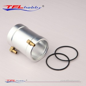 Aluminum Water Cooling Jacket  | Water Cooling  | Electrics | Home