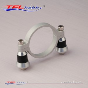 Bracket W/ Rubber ring For Gasoline Exhaust Pipe | Engine Mounts & Engine Accessories  | Exhausts | Other Hull fittings