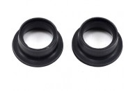 ProTek RC 1/8 Scale .21 & .28 High Temp Silicone Exhaust Manifold Gasket (2) | Engine Accessories