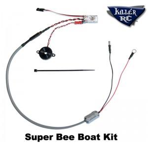 Killer RC Super Bee Boat Kit Kill Switch | Boat Parts | Radio Box  &  Accessories | Electrics