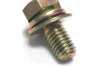 Zenoah Clutch Plate Center Bolt | Clutch & Parts