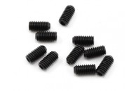 """ProTek RC 4x8mm """"High Strength"""" Cup Style Set Screws 