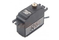 POWER HD R6 Coreless Motor Servo 104.0 oz / .08 Alum Gear Digital Servo | Servos