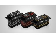 Power HD S35 Red (0.075s/30.0kg/7.4V) Brushless Servo | Sworkz | Servos
