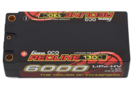 GensAce Redline 6000Mah 7.6v 130C Shorty | Batteries  | LIPO