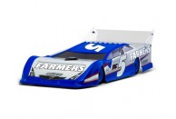 Protoform Nor'easter Dirt Oval Late Model Body (Clear) | Bodies/Wings | Specials | MGC Carousel