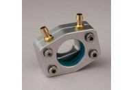 TFL 22mm Water Cooled Flange For 23-26CC Zenoa | Engine Mounts & Engine Accessories