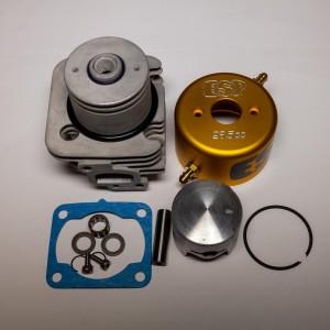 ESP CHAMPIONSHIP PORTED G290PUM 29cc 36mm Watercooled Cylinder Kit w/ Piston Mod | Home | Zenoah Marine Engines | Zenoah Marine Engine Parts  | Engine Hopups & Accessories