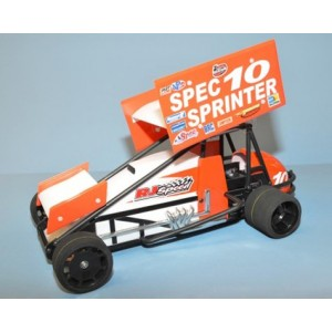 RJ Speed Spec Sprint Car Kit | Home | Look Whats New | 1/10 scale cars | Kitsets