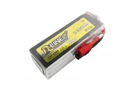 Tattu 5100mAh 6S 22.2v 95C 149x49x56mm 870g AS150 Plug & XH Balance | Look Whats New | LIPO