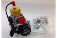 Zenoah G300PUM 3.5+ HP Marine Engine with WT-1048 carburetor. | Zenoah Marine Engines
