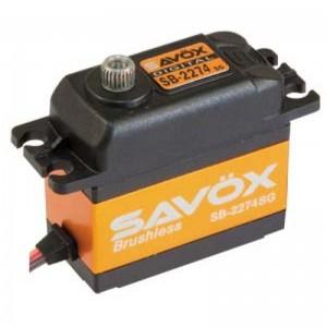 Savox HV STD size 25kg/cm, Digital Brushless Motor Servo | Home | Look Whats New | Servos