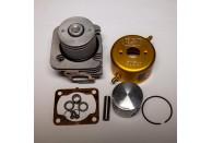 ESP MODIFIED/CHAMPIONSHIP PORTED G290PUM 30.5cc 36mm Watercooled Cylinder Kit | Engine Mounts & Engine Accessories  | Zenoah Marine Engines