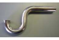 SS Header Pipe Wrap to Center   Exhausts