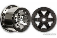 Proline Desperado Front Wheels Black