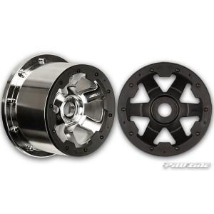 Proline Desperado Front Wheels Black | Wheels, Beadlocks & Tyres | Home