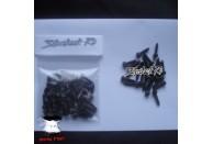 SilverBack RC Beadlock Screw Set 40pce | Wheels, Beadlocks & Tyres | Screw kits | Wheels And Tyres