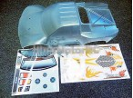 T1000 GT Short Course Truck Body (clear)