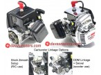 Zenoah G260RC Chrome with Clutch BB244D