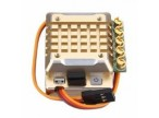 SKYRC Toro TS120 ESC. Solid Billet Alloy Case - Golden